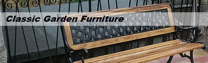 Image of Classic Garden Furniture