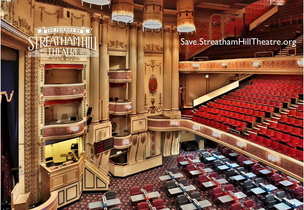 Image of The Friends of Streatham Hill Theatre