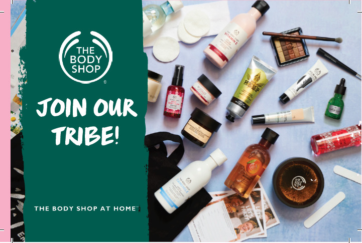Image of The Body Shop at Home
